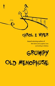 Grumpy Old Menopause cover small