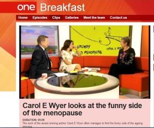 Carol Wyer BBC Breakfast
